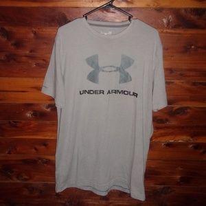 UA Under Armour Mens Short Sleeve Shirt heatgear